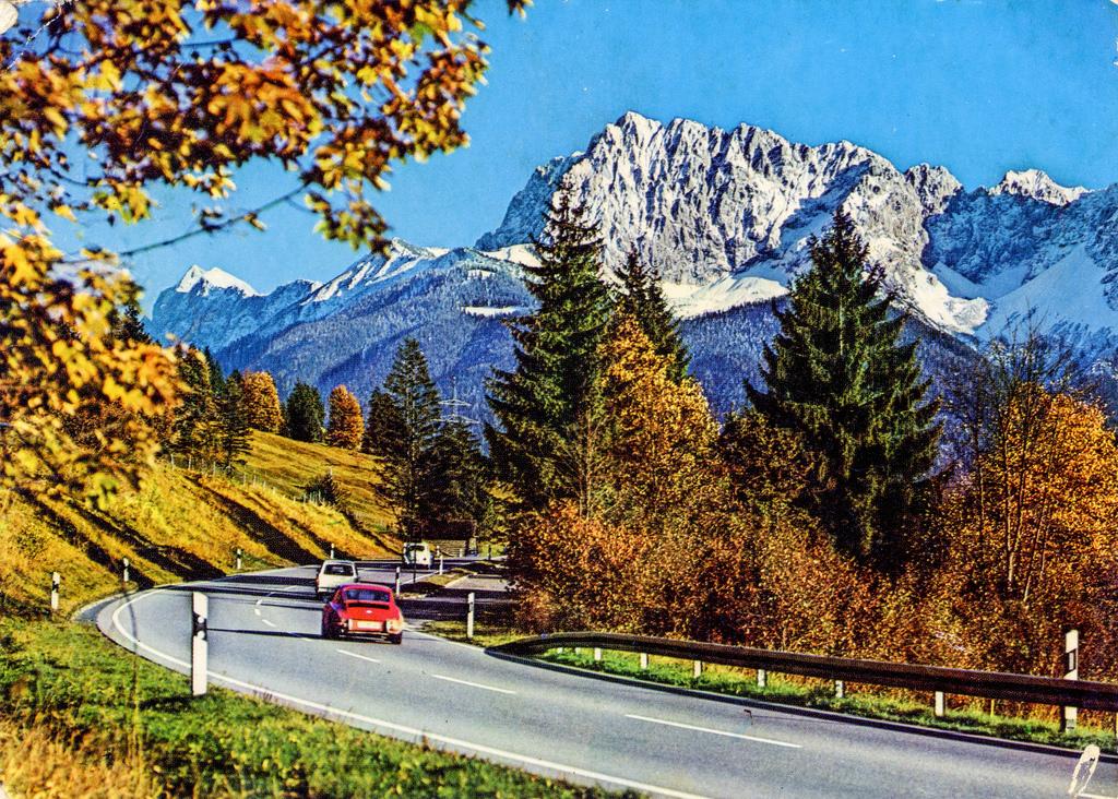3ermany - Bavaria - Deutsche Alpenstrasse