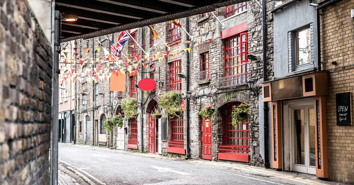 4 dagen Dublin