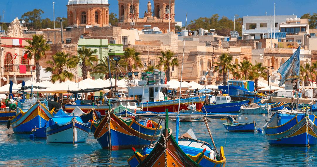 mini-vakantie naar Malta