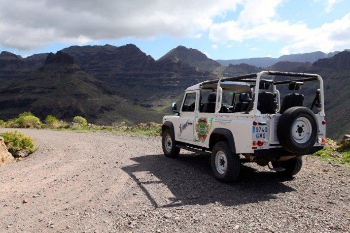 Canarias eXtreme - Sports & Adventure - Jeep Safari in Gran Canaria