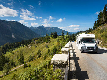 German Alpine Road -