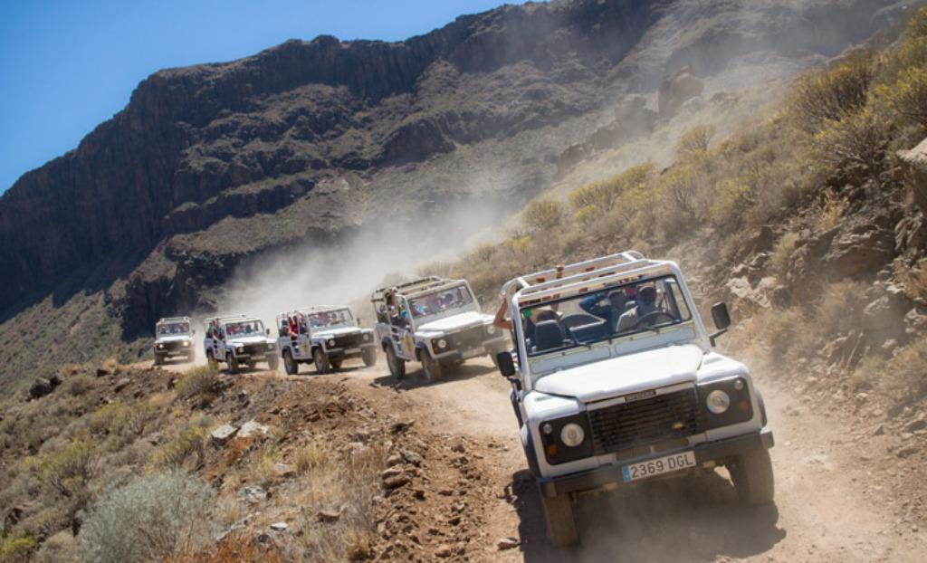 Jeep Safari- Gran Canaria