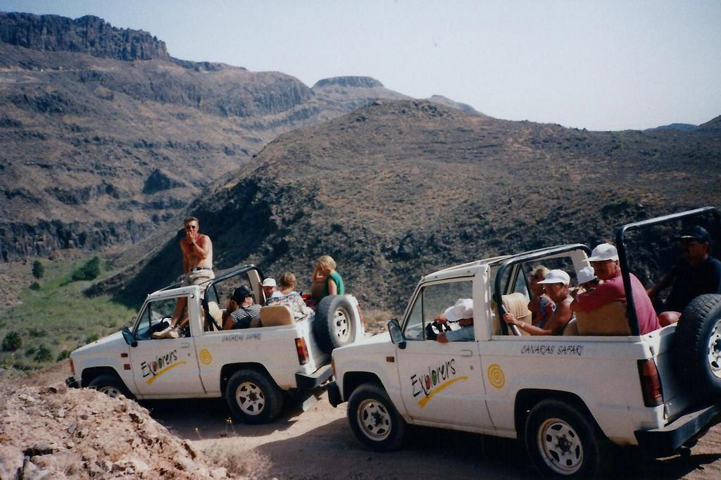 JEEP SAFARI TOUR IN GRAN CANARIA | Gran Canaria Tours/Gran Canaria