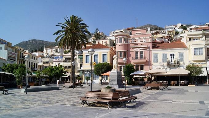 Samos Griekenland Bezienswaardigheden