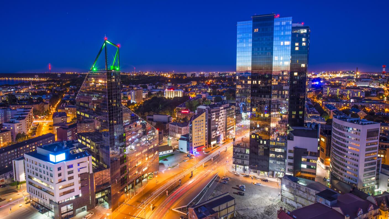 Tallinn Estland informatie