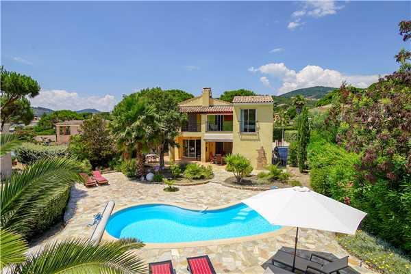 Vakantiehuizen Cote d'Azur met zwembad