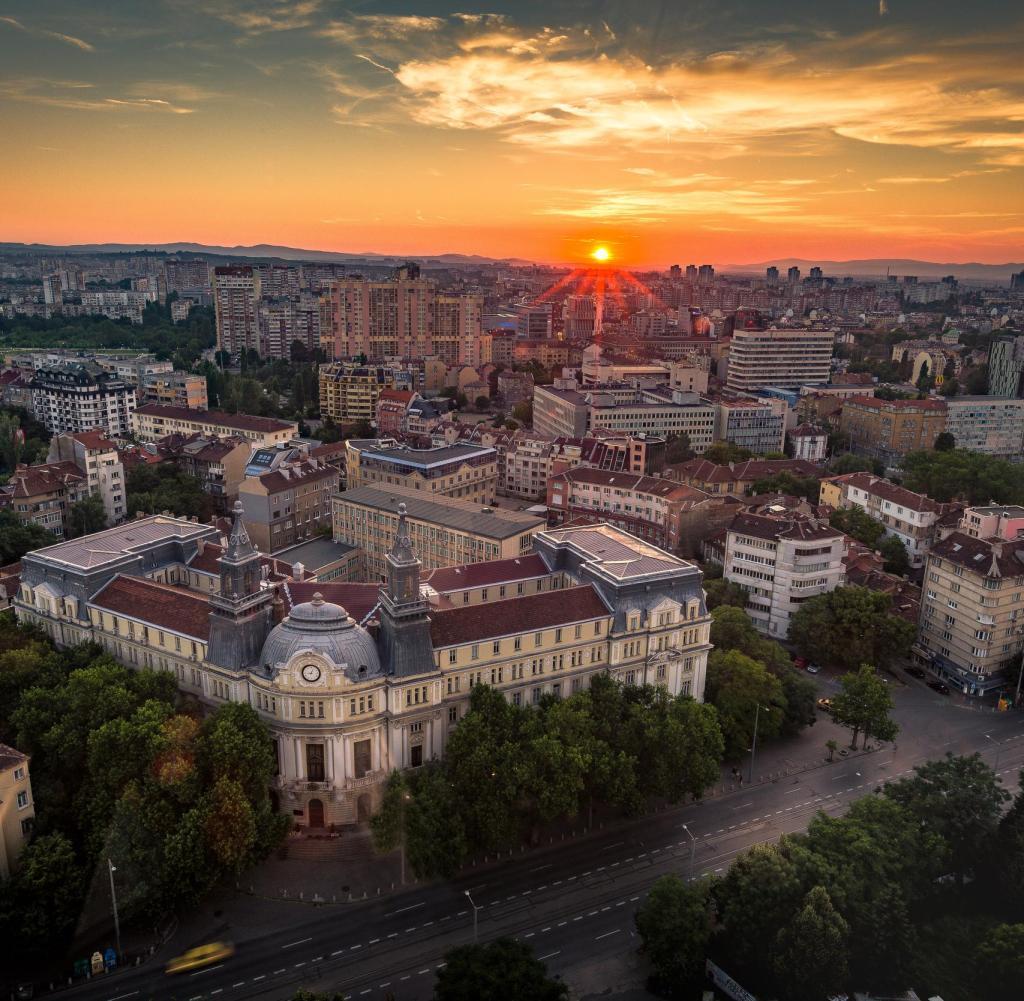 Bulgarije Hoofdstad Sofia