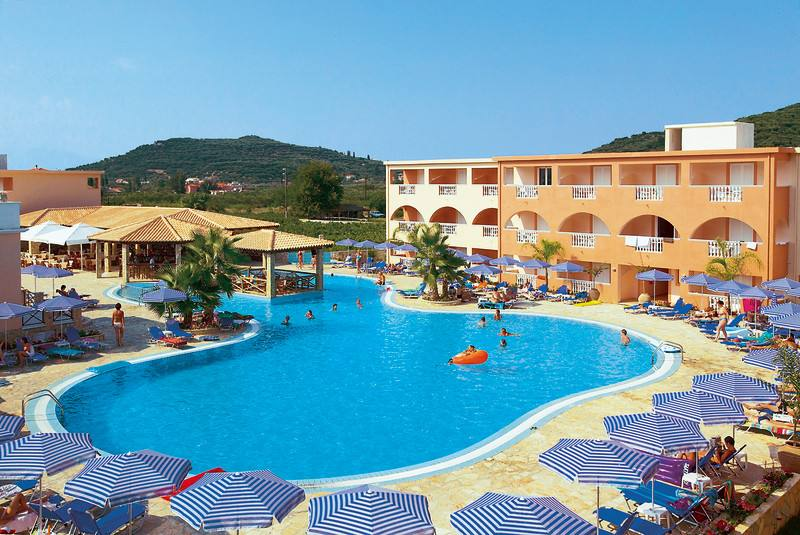 Beste Hotels Zakynthos Flacco