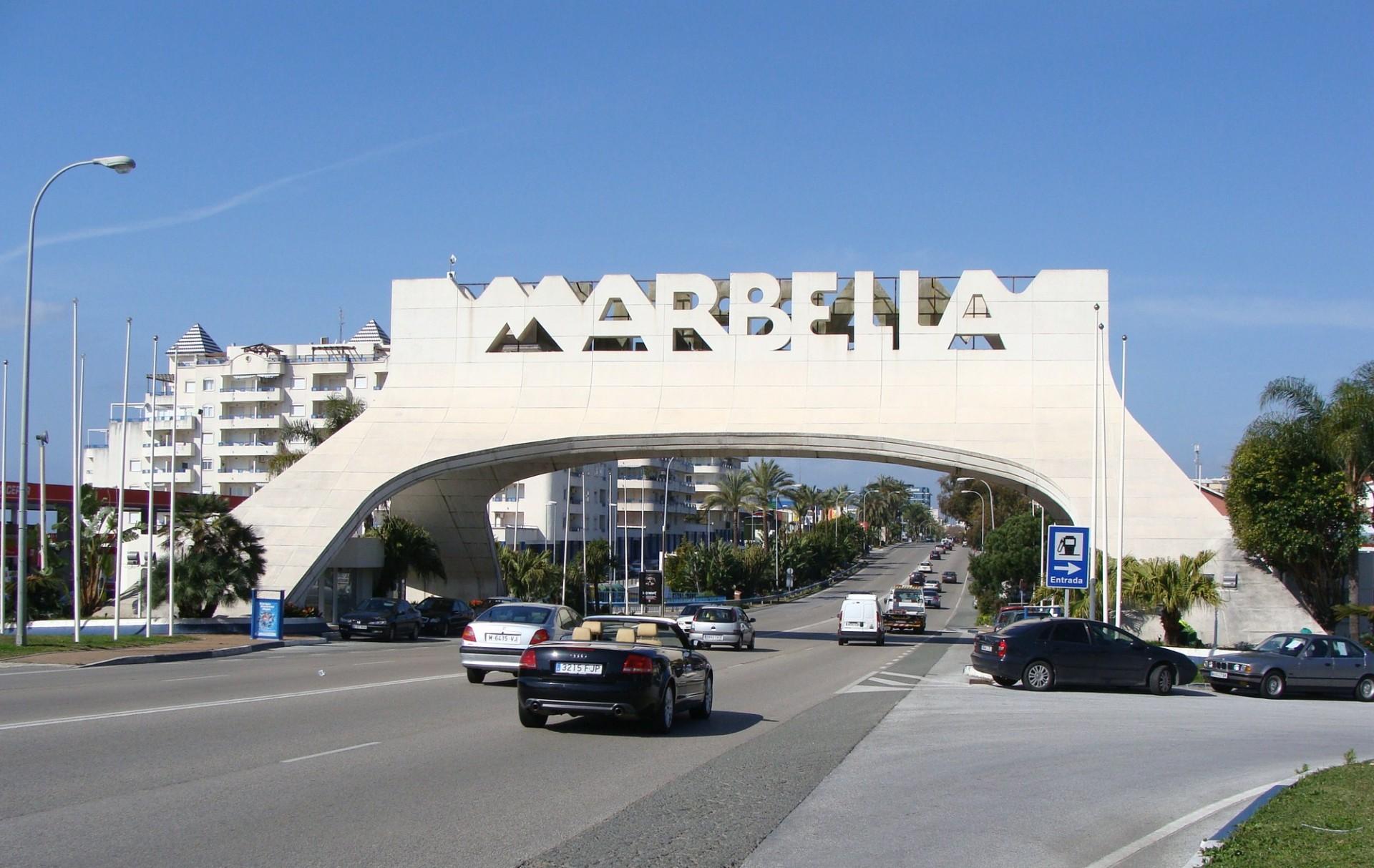 Luxe vakantiehuis Marbella