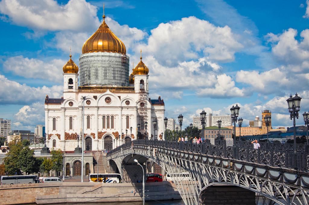 Rusland rondreis