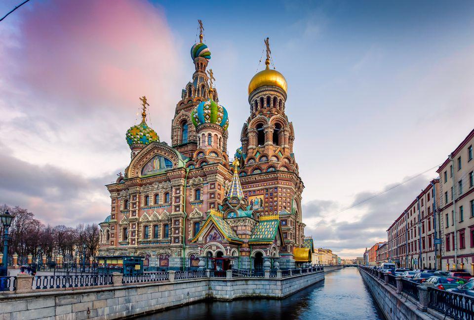 St. Petersburg Stedentrip