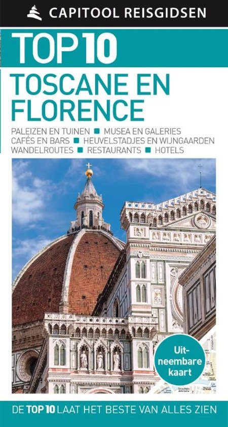 Capitool Reisgids Top 10 Toscane & Florence