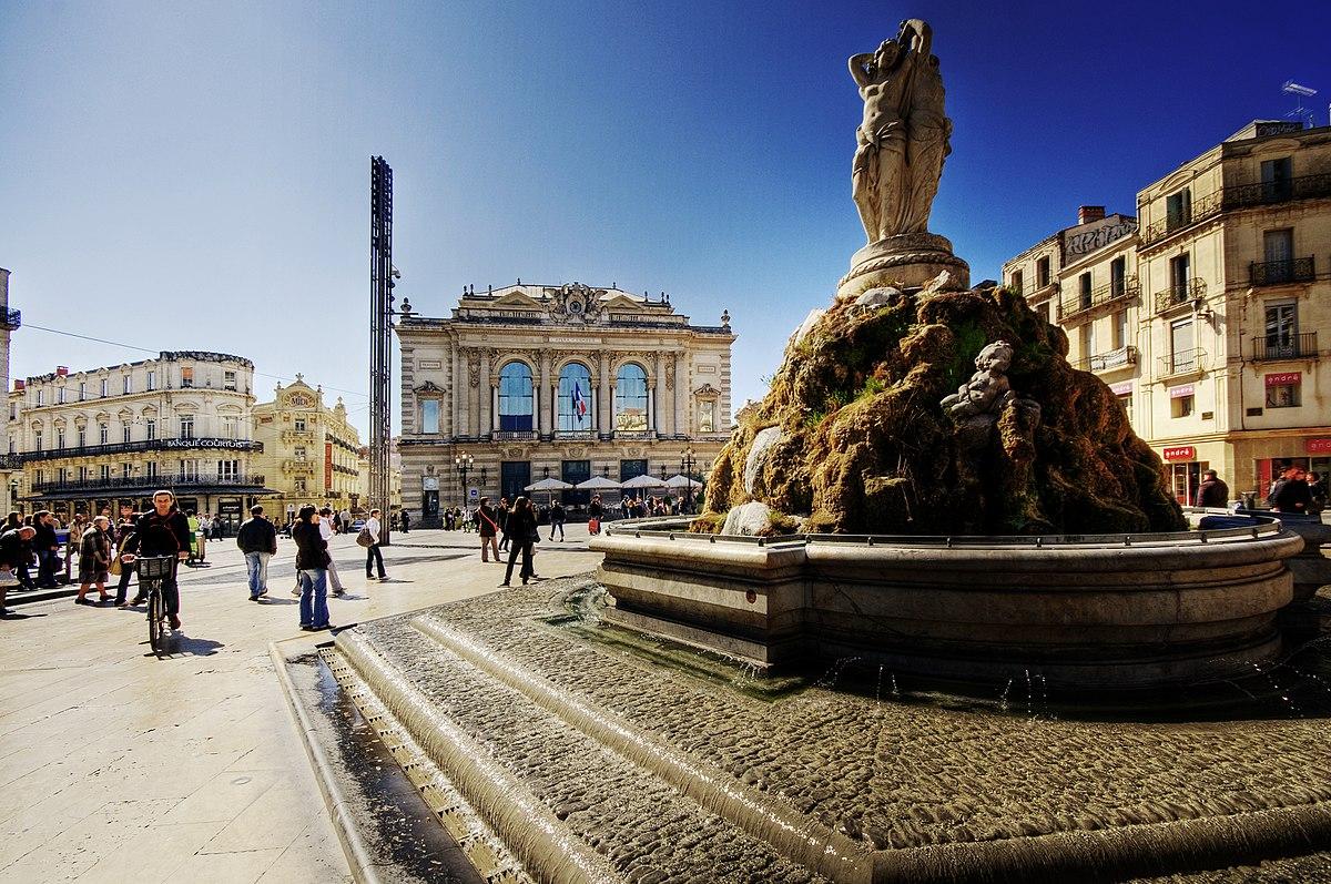 Montpellier bezienswaardigheden
