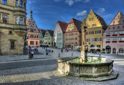 Rothenburg Duitsland