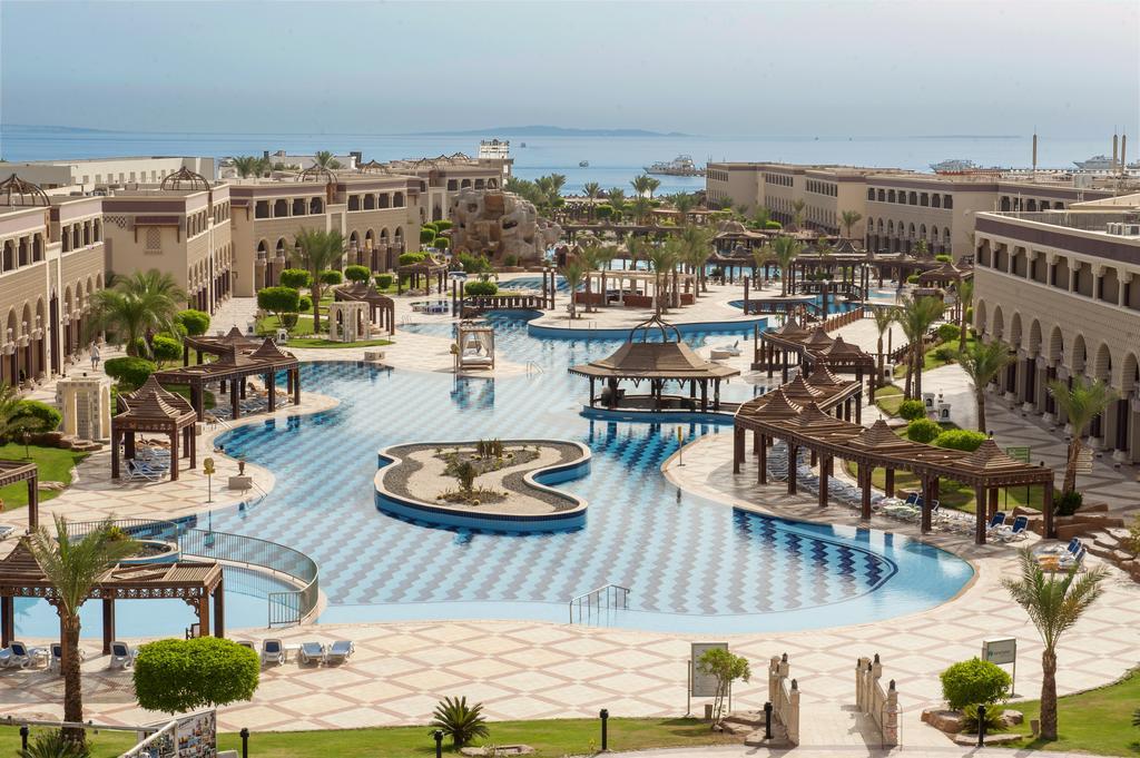 SENTIDO Mamlouk Palace Resort Hurghada
