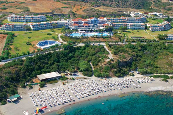 Hotel Rhodos Princess Beach