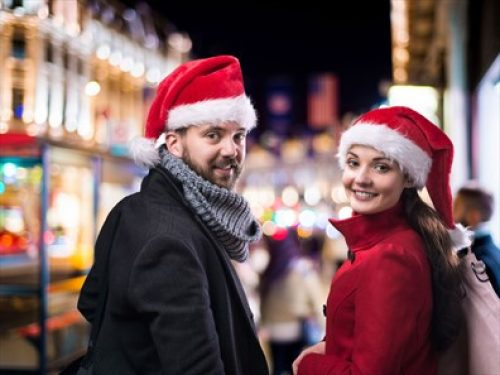 3 dagen Minicruise Kerstshoppen Londen