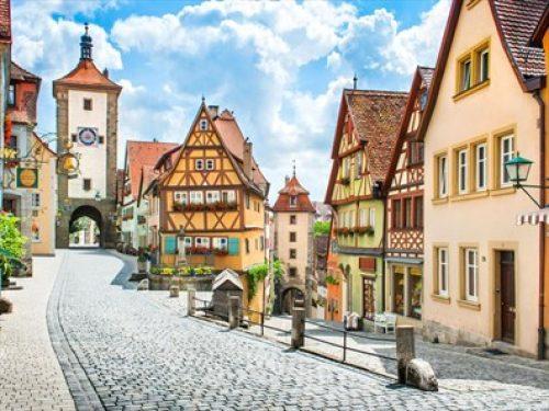 7 dagen Autorondreis Beieren - Romantische Strasse