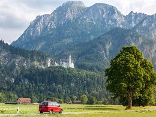 7 dagen Autorondreis kastelen van Duitsland