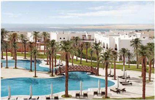 8 daagse vakantie naar Hilton Marsa Alam Nubian in marsa alam, egypte