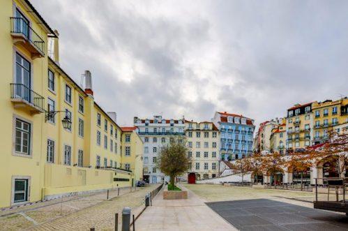 8 daagse vliegvakantie naar Americano Inn Rossio in lissabon, portugal