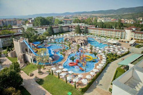 8 daagse vliegvakantie naar Dit Evrika Beach Club in zonnestrand sunny beach, bulgarije