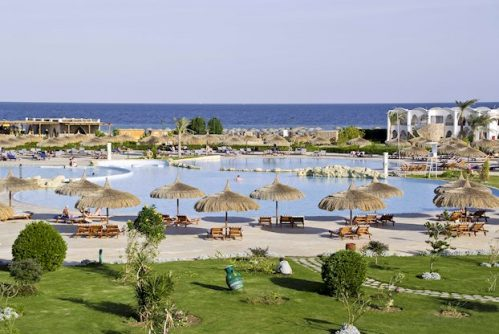 8 daagse vliegvakantie naar Gorgonia Beach in marsa alam, egypte