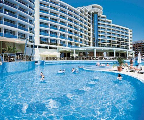 8 daagse vliegvakantie naar Marvel in zonnestrand sunny beach, bulgarije