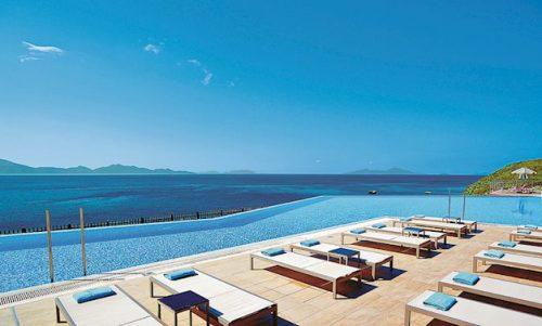 8 daagse vliegvakantie naar Michelangelo Resort en Spa in agios fokas, griekenland