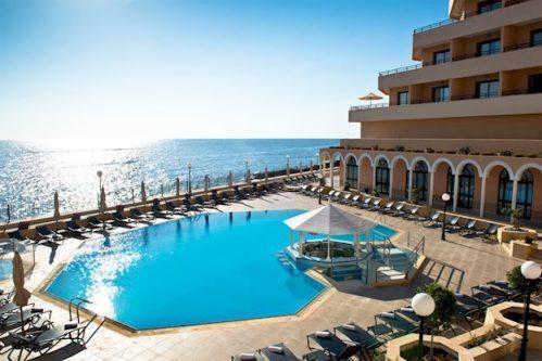 8 daagse vliegvakantie naar Radisson Blu Resort Malta St Julians in st. julians, malta