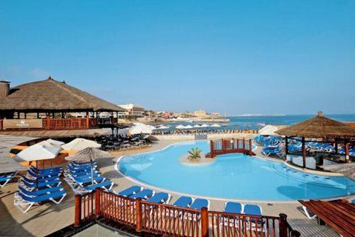8 daagse vliegvakantie naar Ramla Bay Resort in mellieha, malta