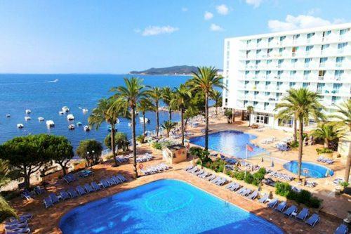 8 daagse vliegvakantie naar Sirenis Tres Carabelas en Spa in playa den bossa, spanje