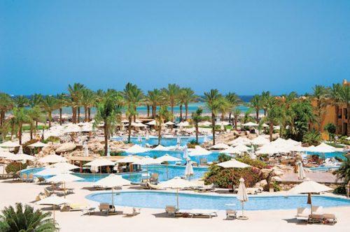 8 daagse vliegvakantie naar Stella Di Mare Beach Resort en Spa in makadi bay, egypte