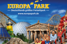 Europa Park in Rust Duitsland