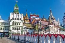 Luxe Hotel in Moskou