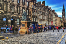 Edinburgh bezienswaardigheden en tips