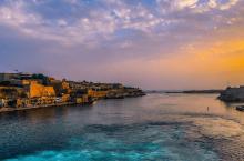 St Julians Malta, strand en vakantie