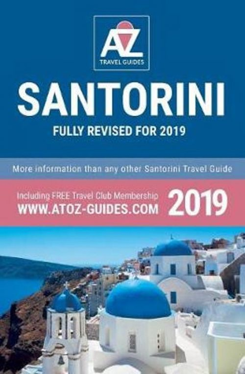 A to Z Guide to Santorini 2019