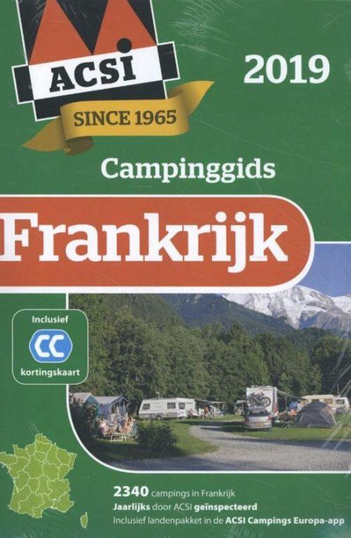 ACSI Campinggids - Frankrijk 2019