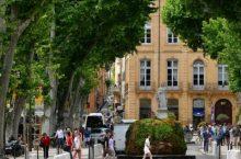 Aix-en-Provence Frankrijk