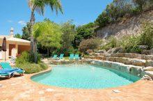 Algarve vakantiehuis met zwembad huren