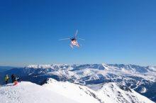 Helikopterskiën in Andorra