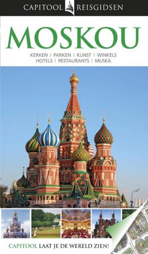 Capitool reisgidsen - Moskou