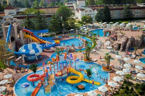 Clubhotel Evrika Beach
