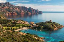 Corsica Vakantie. Vliegvakantie of met de auto