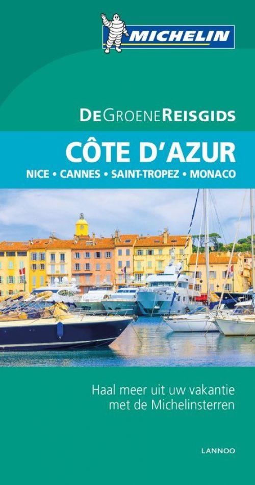 De Groene Reisgids - Côte d'Azur