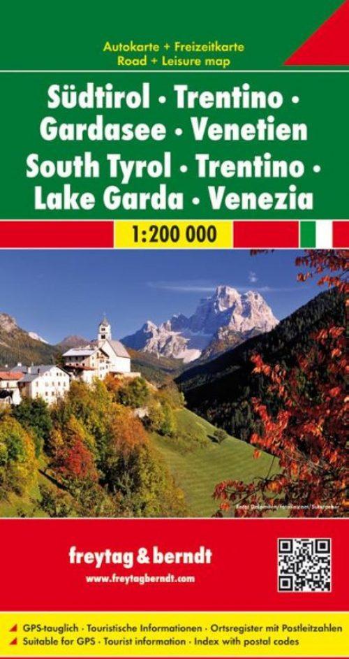 FB Zuid-Tirol • Trentino • Gardameer • Venetië