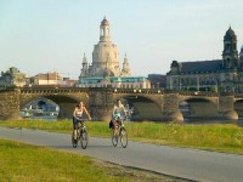 Fietsvakantie Duitsland - Dresden & de Elbe