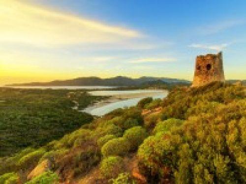 Fly-drive Sfeerproeven op Sardinië