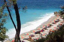 Tsamadou strand Samos
